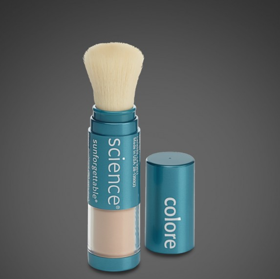 SUNFORGETTABLE® MINERAL SUNSCREEN BRUSH SPF 50